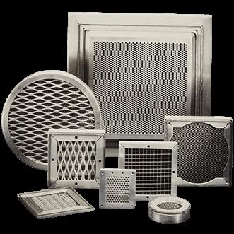 EMI - EMP havalandırma ve toz paneli