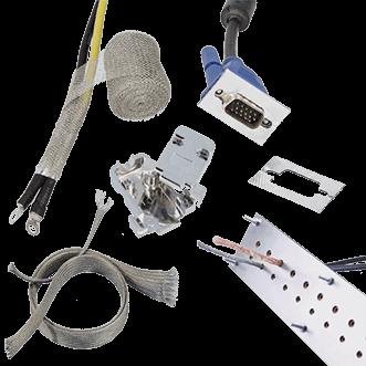 Kablo koruyucu malzemeler ve korumalı giriş malzemeleri