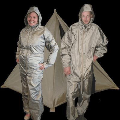 Faraday çadırları, kişisel koruma, EMI koruması ve koruyucu torbalar