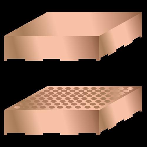 Sabit PCB ekranlama kutuları