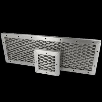 EMC dokuma örgülü havalandırma paneli