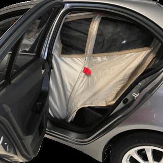 Araç koruması (ayrıca kilitleyiciler için)