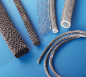 Metal knit EMI/RFI gasket round 2 mm diameters