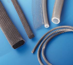 Metal knit EMI/RFI gasket round 3 mm diameters