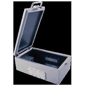 Kompakt korumalı deney kutusu